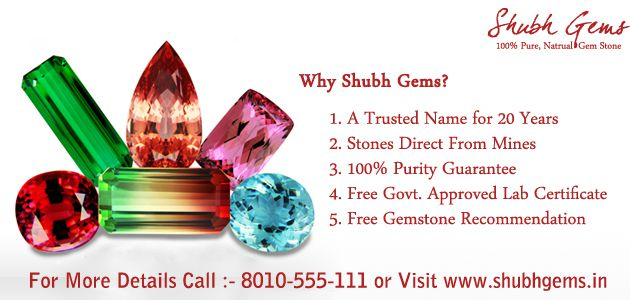 Things that you Should Consider Before Buying Natural Gemstones Online