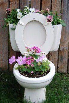 Décos insolites et créatives au jardin !