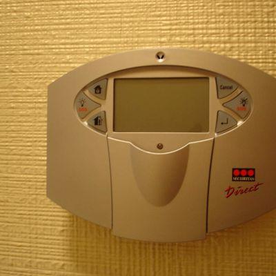 Manual de instalación de alarmas domésticas