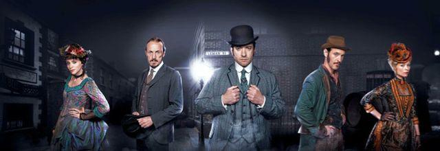 Ripper Street, nouvelle série diffusée dès ce soir sur D8