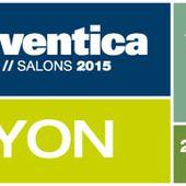 Badge visiteur Préventica Lyon 2015