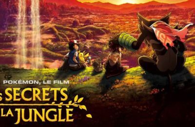 Zarude, le Pokémon fabuleux, sera la star de Pokémon, le film : Les secrets de la jungle