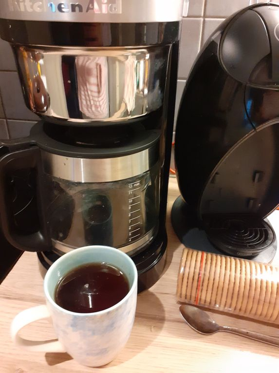 J'adore ma nouvelle cafetière! ☕ I love my new coffee maker! ☕