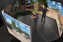 ASR / Sécurité privée armé : Un Simulateur de tir pour s'entraîner  [22/07 au 03/08 - Paris]