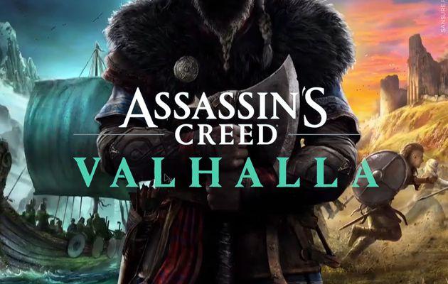 L'univers du prochain Assassin's Creed Valhalla enfin dévoilé ! (vidéos) #AssassinsCreedValhalla