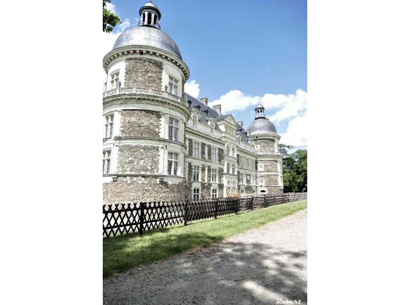 Château de Serrant 23/05/2021