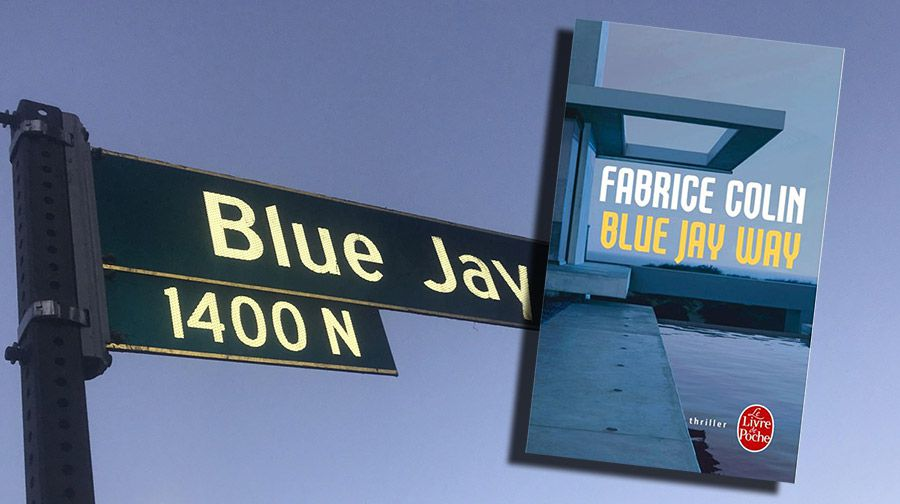 FABRICE COLIN - BLUE JAY WAY (2012)