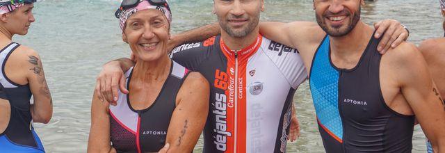 Triathlon du comminges ,photos