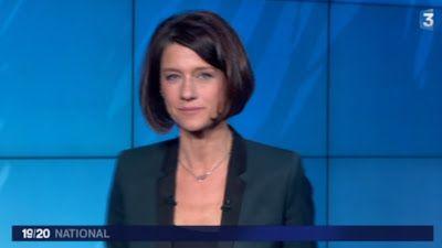 2013 02 18 - CAROLE GAESSLER - FRANCE 3 - LE 19-20 NATIONAL @19H30