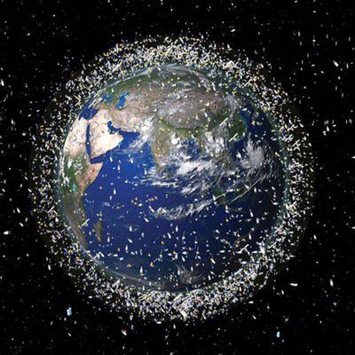 Les satellites de Starlink responsables de la moitié des alertes de collision dans l'espace