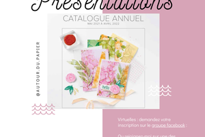 Le nouveau catalogue arrive !