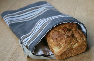 Comment coudre un sac à pain (+ vidéo)