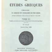 Eschyle, Perses, 598 - Persée