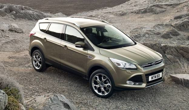 Ford lance la production du nouveau Kuga