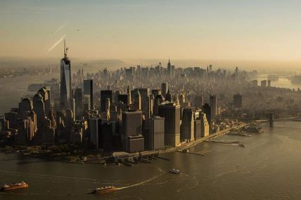 And .... the NEW World Trade CENTER is ! As the 3DTC.biz - Be Leader - New3S