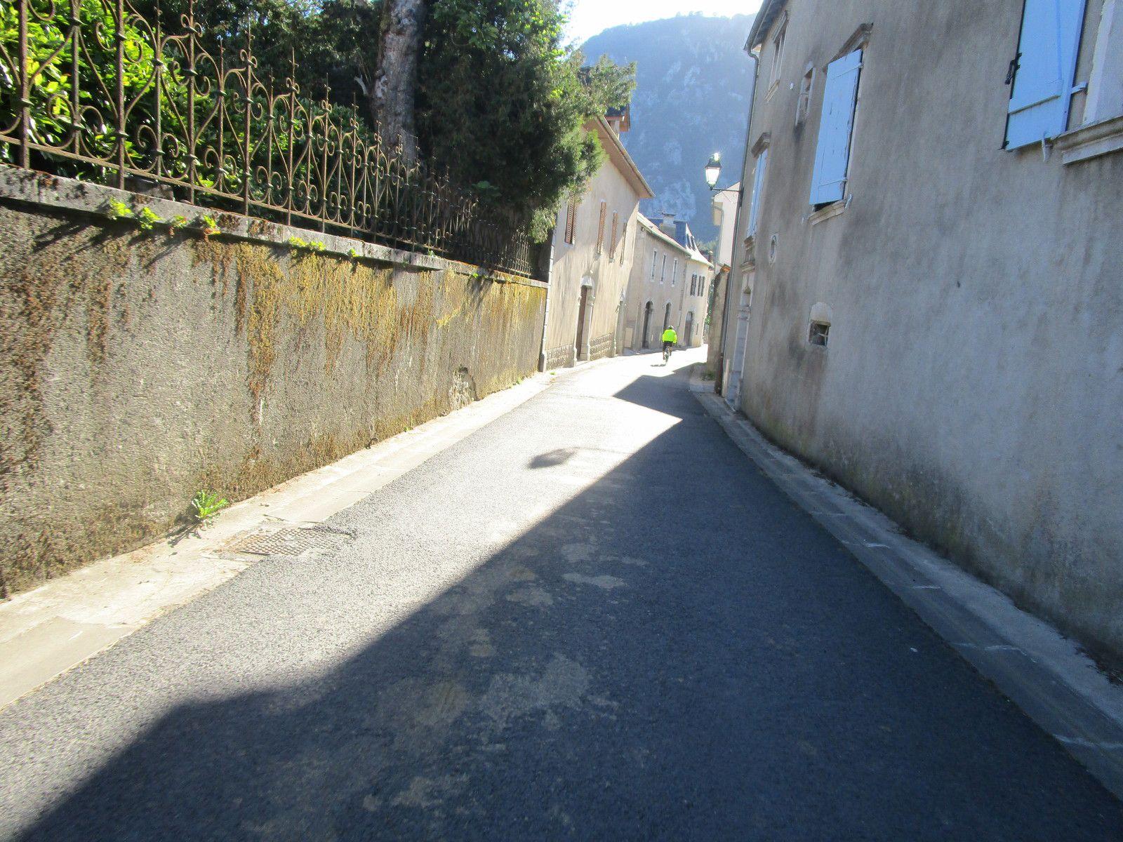 Petite ruelle de Bielle