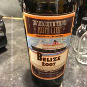 TCRL Belize 2007 Selected by The Nectar - Passion du Whisky