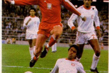 Coupe du Monde 1978 en Argentine, Groupe 2: Pologne - Tunisie