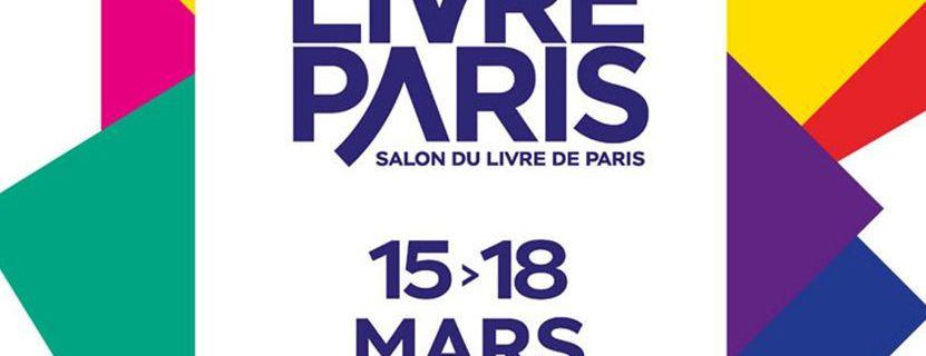 Salon du livre de Paris 2020