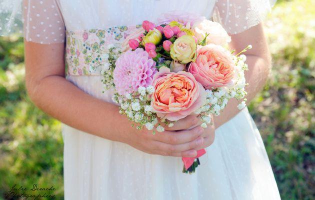 Mariage Liberty au Prieuré de Signan | Photographe mariage 30