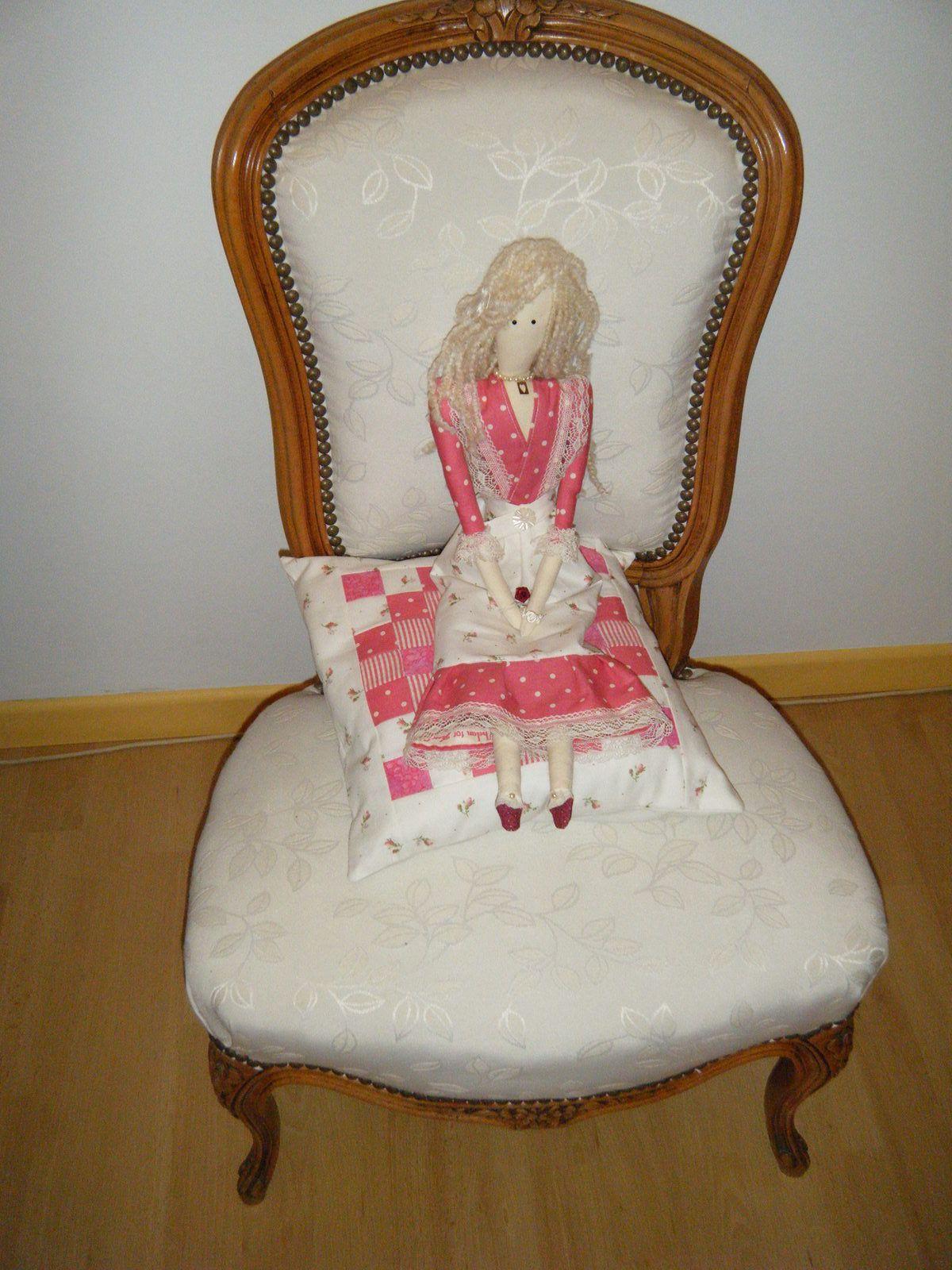 My first rag doll