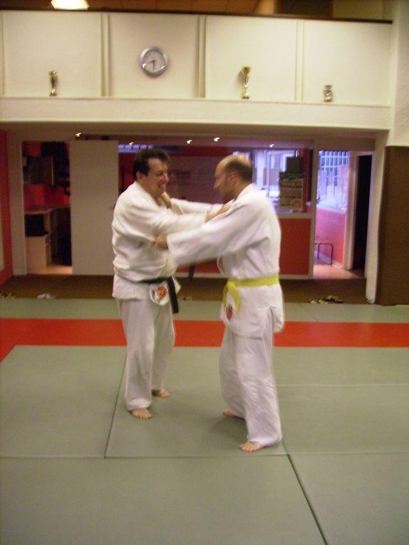 Photos de Judo-J club faites en 2010. Club de judo et de jujitsu à Marseille.