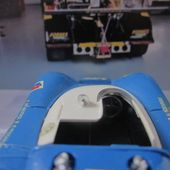 MATRA SIMCA 650 1969 LE MANS JEAN PIERRE BELTOISE / HENRI PESCAROLO SOLIDO 1/43 - car-collector.net