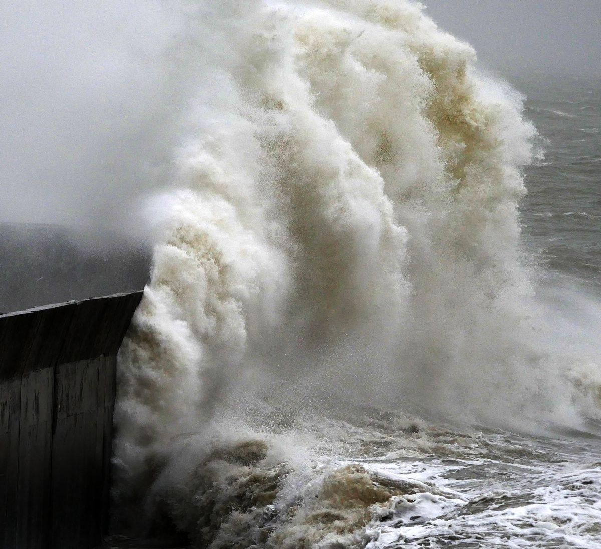 tempête à la Noëveillard
