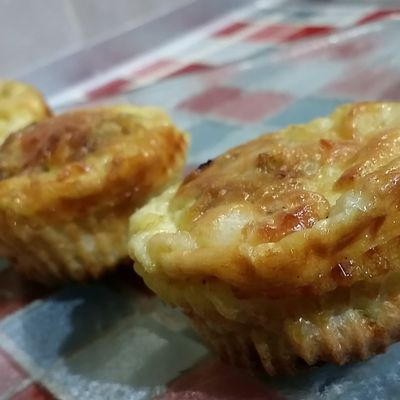 Mini quiche au thon