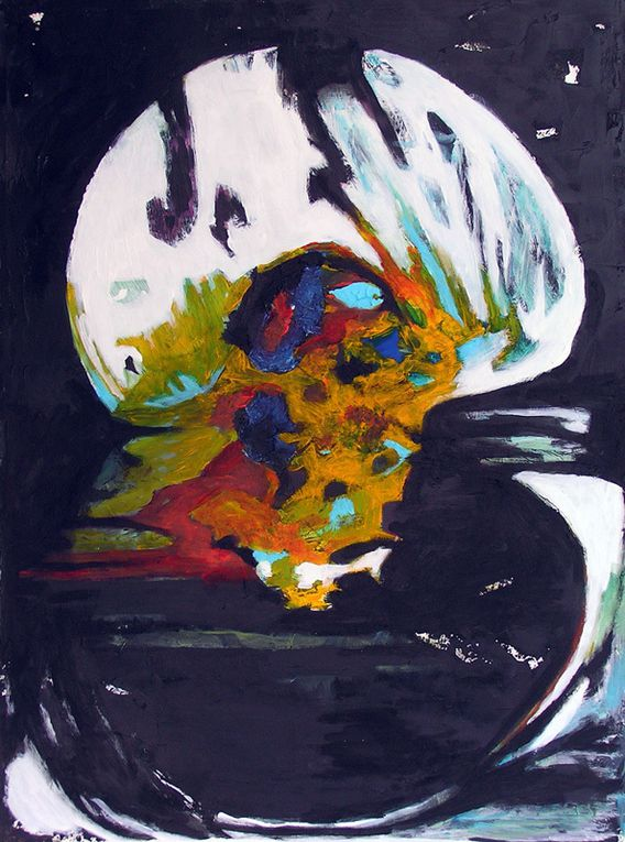 2 peintures de Tina