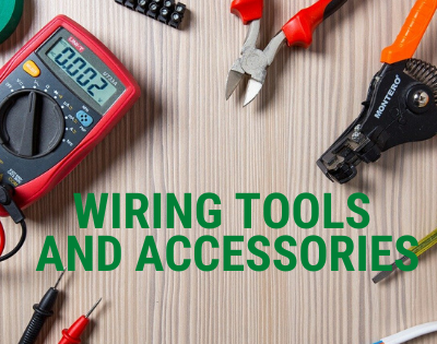 Wiring Tools and accessories