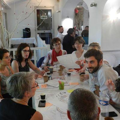 Election sans candidat : La démocratie dans un grand groupe