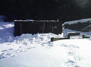 regard d'hiver