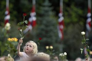 Norvège, juillet 2011 [les photos du Boston Globe]
