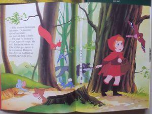 """1/ Dans le recueil d'histoires """"Magie des contes"""" - 2/ Dans le recueil: Les meilleurs contes de Grimm. Nouvelle version de 16 contes célèbres."""