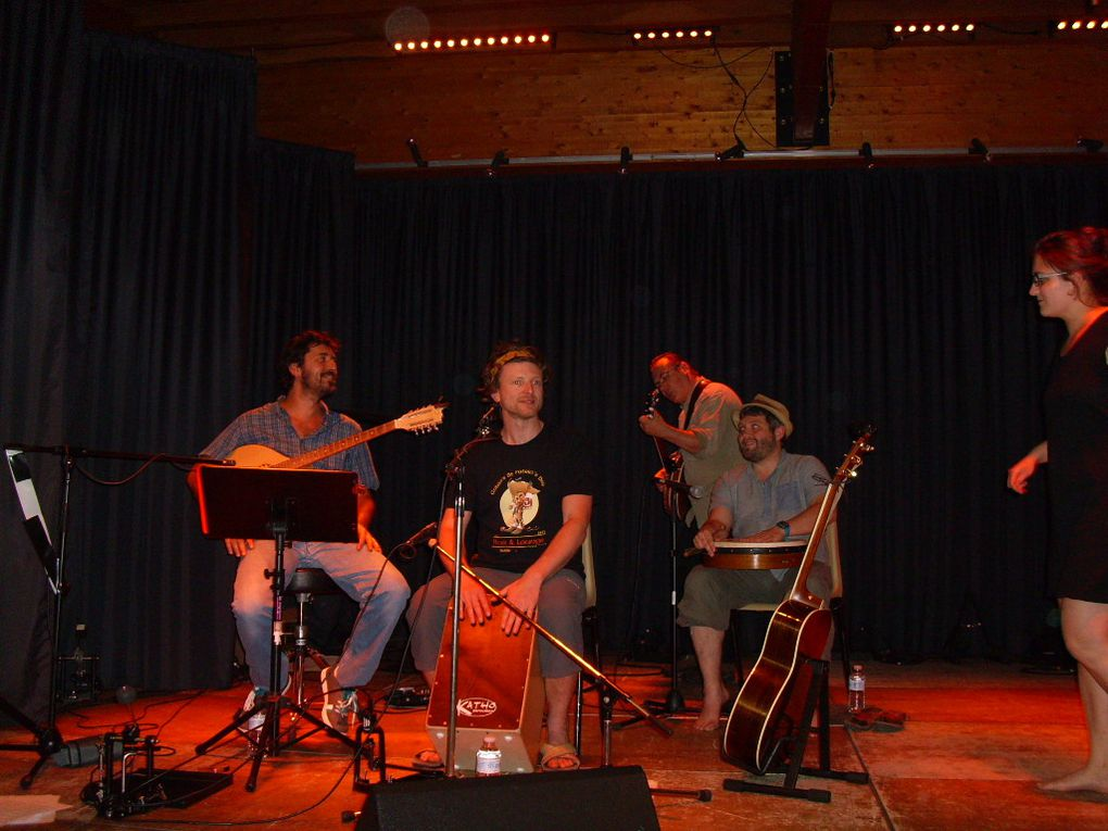 Fête de la musique avec Celtic Berrish