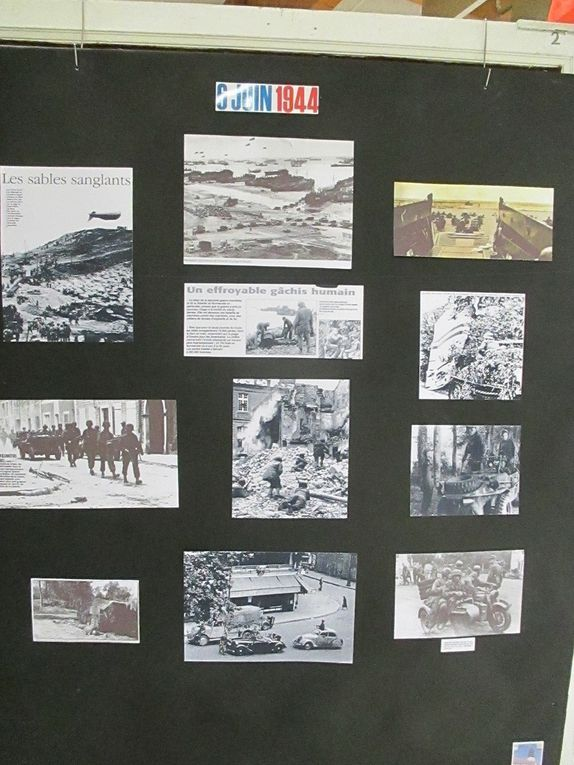 photos de l'exposition du 8 mai 2019