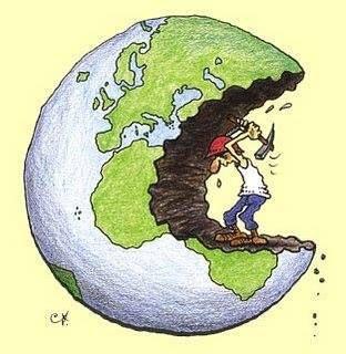 ★ Extractivisme : la Terre, cette coquille bientôt vide ?