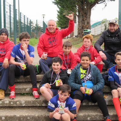 LA 7ème  ETAPE DU CHALLENGE AVENIR des écoles de rugby à XIII, c'est ce samedi 11 mai 2019 à VILLEURBANNE
