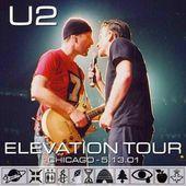 U2 -Elevation Tour -13/05/2001 -Chicago -USA - United Center #2 - U2 BLOG