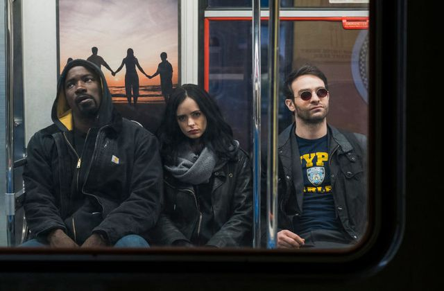 Critiques Séries : Marvel's The Defenders. Saison 1. Episodes 7 et 8.