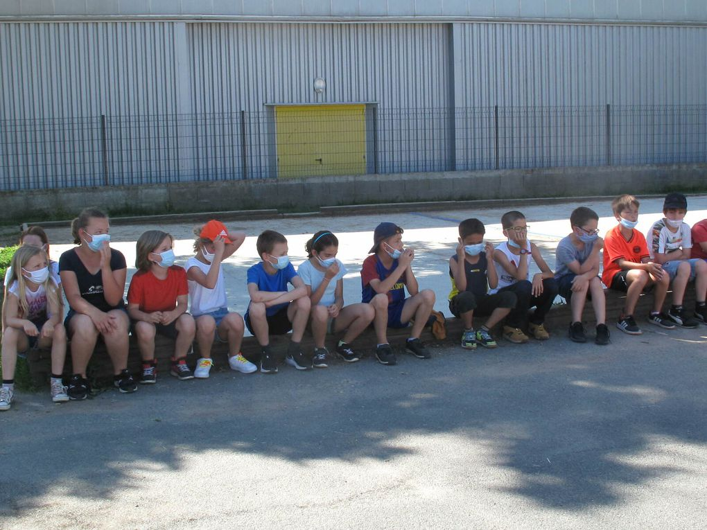 Initiation basket classe CM1