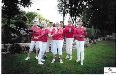 2019 Le French Ladies Riviéra au golf du Claux Amic