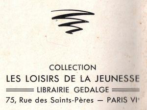 """J.-H. Rosny aîné """"La Guerre du feu"""" (Gedalge - 1952) [reliure rouge]"""