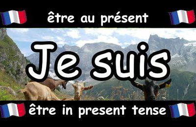 """Le verbe """"être"""""""