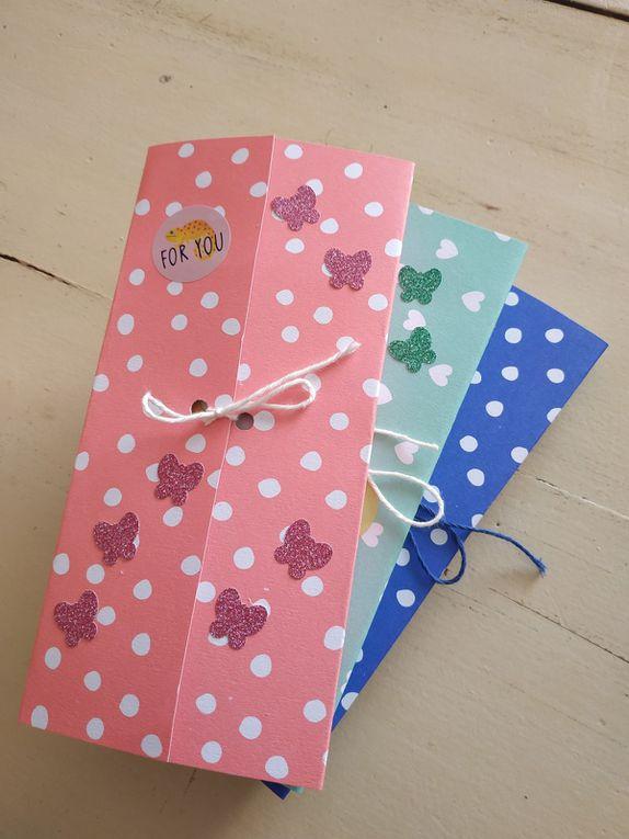 Emballage cadeau pour tablette chocolat