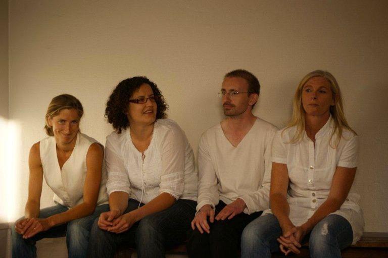 La reprise des représentations à Pleslin début septembre 2011 au Lys Dhalia.