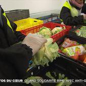 Comment les Restos du cœur bénéficient de l'économie circulaire - Le journal de 20h | TF1