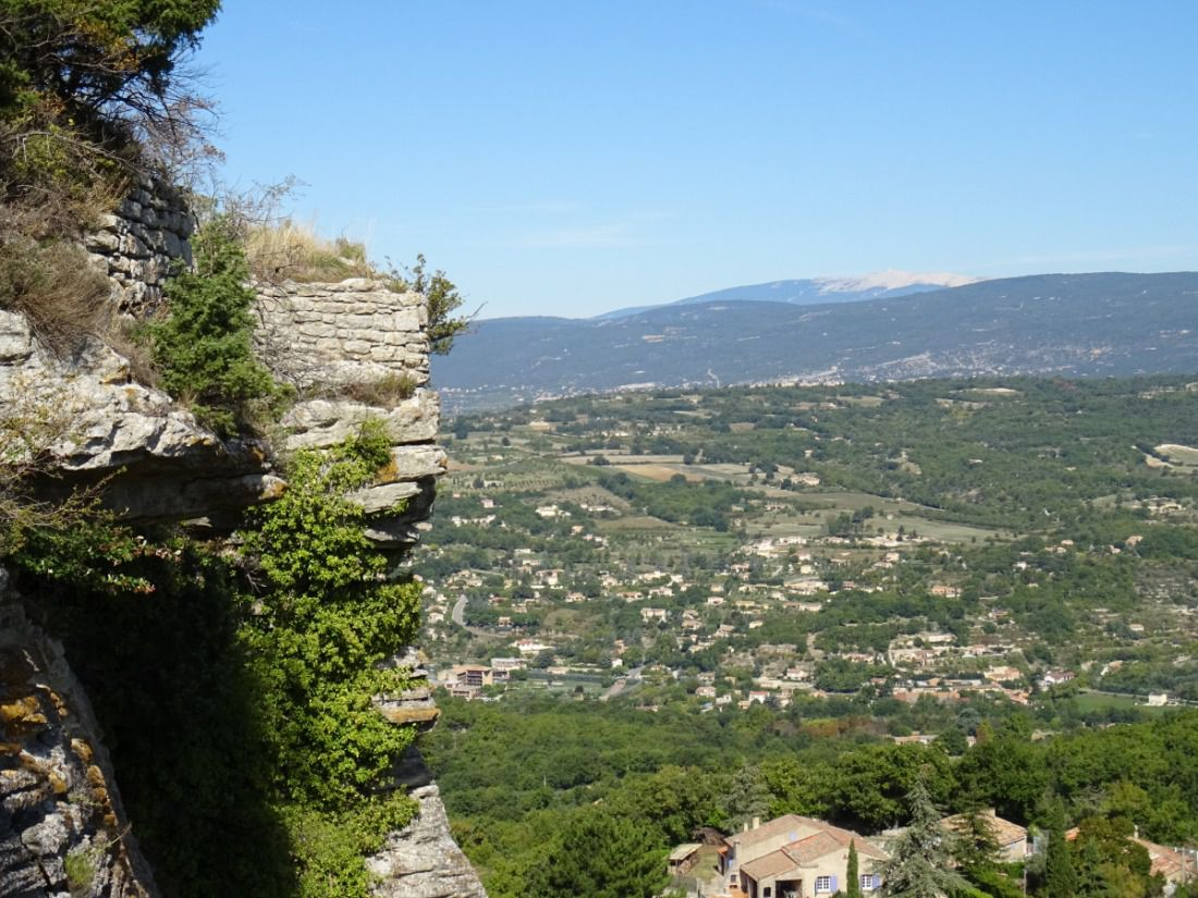 Village haut perché du Luberon