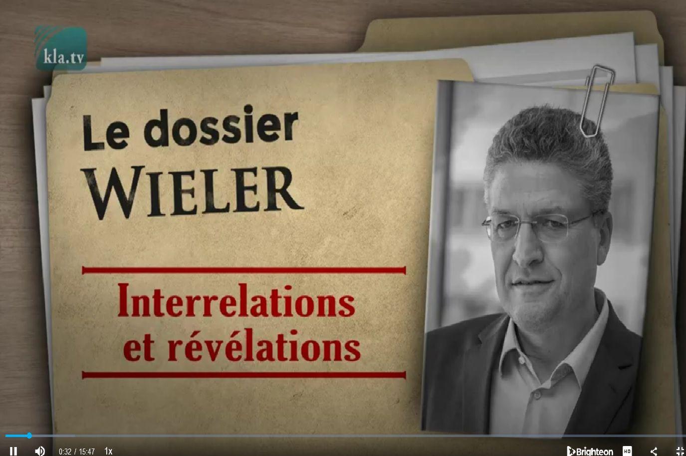 Allemagne : l'institut Robert Koch et le dossier Wieler